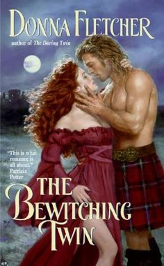The Bewitching Twin (Twin Series Book 2) by Donna Fletcher, http://www.amazon.com/dp/B007MAXDT6/ref=cm_sw_r_pi_dp_13Cbvb1KF7MN6