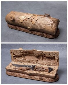 Knife Box - Woodworking Crazy