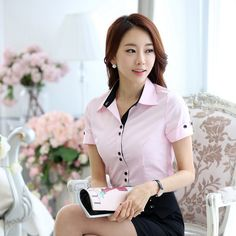 Formal Blouses Women Summer Women Formal Shirts