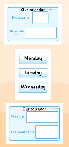 Twinkl Resources >> Weather Calendar >> Printable resources for Primary, EYFS, KS1 and SEN.  Thousands of classroom displays and teaching aids! Class Management, Calendars, Weather, Seasons
