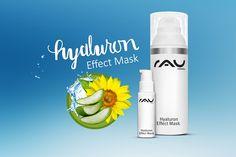 Sofortige Feuchtigkeit für trockene Haut erhält man durch die Anwendung unserer RAU Hyaluron Effect Mask: - erholsame Kur für die Haut - Kühleffekt - verfeinert den Teint - mit Neutralöl, Sonnenblumenöl, Aloe Vera, Fruchtsäure, Lecithin, Sorbitol & Hyaluronsäure - für trockene Haut - Feuchtigkeitsausgleich  http://www.rau-cosmetics.de/detail/index/sArticle/97