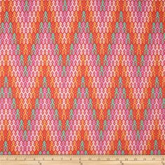 Tula Pink Chipper The Wanderer Sorbet from Designed by Tula Pink for Free Spirit, this cotton print is perfect for quilting, apparel and home decor accents. Colors include white and shades of orange, pink, purple and aqua. Tula Pink Fabric, Home Decor Fabric, Sorbet, Quilt Blocks, Accent Decor, Fabric Design, Orange Pink, Pink Purple, Aqua