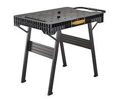 Banco Di Lavoro Black Amp Decker : Dewalt in folding portable workbench portable workbench and