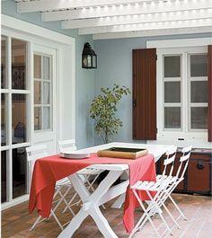 Diseño, Decoracion, Interiores, muebles Outdoor Furniture, Decor, Furniture Sets, Outdoor Decor, Furniture, Home Decor, Settings, Outdoor Furniture Sets