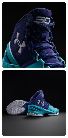 2c9e9a82b05 Under Armour Curry 2 Pacific Europa Purple White