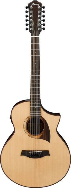 The Beautiful AEW Exotic Wood Series Acoustics, Now Available In A 12-String Version As an industry leader in the use of Exotic tonewoods, Ibanez continues to innovate with their new AEW series. This