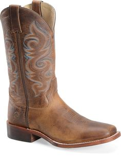 """Double-H Boots 