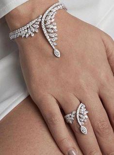 Best diamond bangle bracelet #diamondbanglebracelet