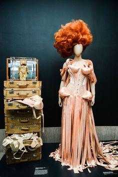 Jean Paul Gaultier Exhibition Brooklyn Madonna (Vogue.com UK)