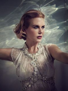 Nicole Kidman by James White for Who magazine November 2012