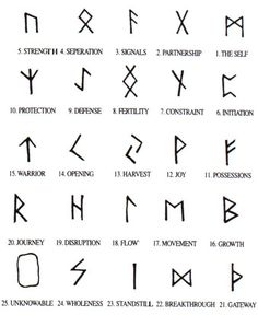 random simple symbols - Google Search