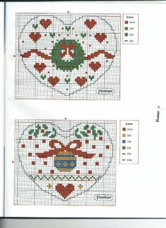 De Fio a Pavio, ponto cruz, patchwork, feltro e muito mais