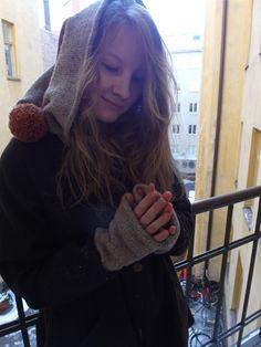 Wool-peat material Dreadlocks, Wool, Hair Styles, Beauty, Design, Hair Plait Styles, Hair Makeup, Hairdos