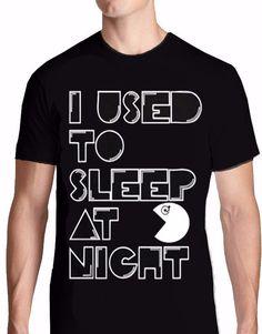 I USED TO SLEEP AT NIGHT (TS)