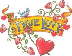 True Love! Mary Engelbreit!