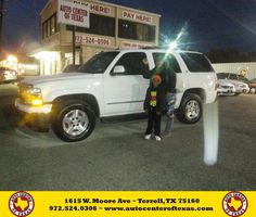 https://flic.kr/p/BRLSLM | #HappyBirthday to Shiniqua from David Herrera at Auto Center of Texas! | deliverymaxx.com/DealerReviews.aspx?DealerCode=QZQH