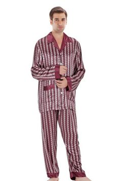 Silk Pajamas For Men   mens silky satin pj'fetish   Pinterest ...