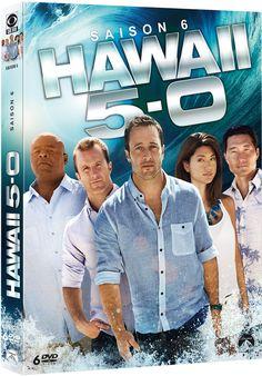 Concours : HAWAI 5-0  La Saison 6 : 2 coffrets de 6 DVD à gagner