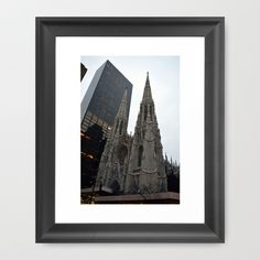 St. Patrick's Cathedral by Sarah Shanely Photography $31.00