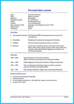 A Job Resume Sample Enchanting Cool Best Data Scientist Resume Sample To Get A Job Check More At .