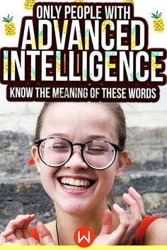 Match up the definitions with the correct words in this vocab quiz to find out how advanced your intelligence actually is.