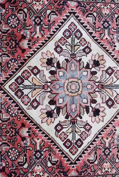 Antique Malayer Persian Rug | TheRugCollective on Etsy