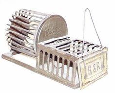 Fairy mouse trap