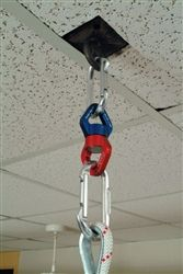 Safety Rotational Device Hanging Accessory