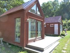 Tiny guest house, Island of Ven, Sweden
