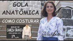 COMO COSTURAR GOLA ANATÔMICA COM CÉLIA ÁVILA