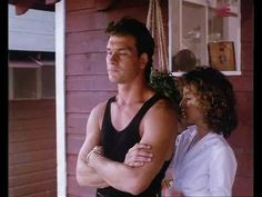 Dirty Dancing/Patrick Swayze- She's like the wind. Leuke film en goeie filmmuziek.