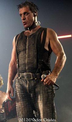 Till Lindemann. SeTi