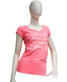 t-shirt trez fluo per la primavera estate ..