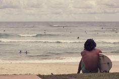 Byron Bay - Australia. Beach, surf, wave. @youngdumbandfun