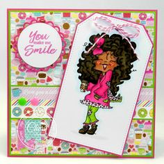 """High Hopes Stamps: May Challenge & New High Hopes Stamps Release """"Darling Divas"""""""
