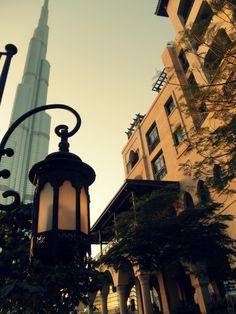 Bezoek ook het historische gedeelte van Dubai!
