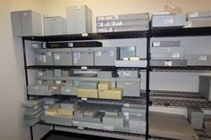 museum collection storage warehouse - Google Search
