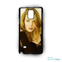 jennifer lawrence natural AR for Samsung Galaxy Note 2/3/4/5/Edge phonecase