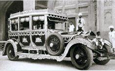 Rolls-Royce индийского раджи сэра Рагхунанданы Прасады Сикха, 1907 год.