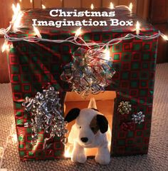 Christmas Imagination Box from Teaching Mama