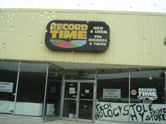 40 Sad Portraits Of Closed Record Stores