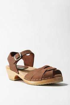 2847ab04195 Mia Peep Toe Clogs. So cute for summer. I really really want