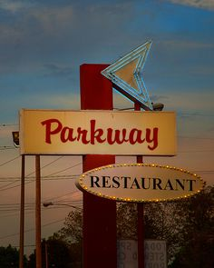 The Parkway Restaurant......Sterling, Illinois..... by Pete Zarria