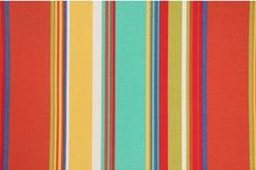 Richloom Westport Printed Poly Outdoor Fabric in Spring $8.95 per yard