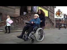 Access City Award 2017 Winning City: Chester (UK)