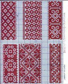 ukrainian folk embroidery   вышиванка схемы   Pinterest