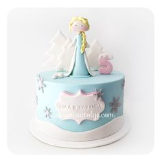 """Search Results for """"Frozen"""" Frozen Themed Birthday Cake, Baby Boy Birthday Cake, Frozen Theme Cake, 3rd Birthday Cakes, Baby Girl Cakes, Themed Cakes, Bolo Frozen, Frozen Doll Cake, Cake Designs For Kids"""