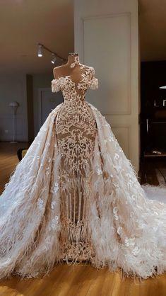 Prom Girl Dresses, Pretty Prom Dresses, Glam Dresses, Prom Outfits, Event Dresses, Bridal Dresses, Nice Dresses, Fashion Dresses, Luxury Wedding Dress