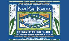 Special Restaurant Discounts For September In Kona Hawaii