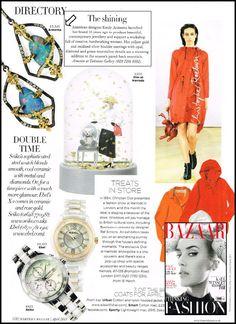 UK Harper's Bazaar, April 2013